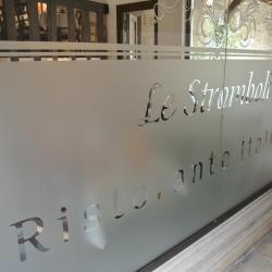 Marquage adhésif vitrine Compiègne